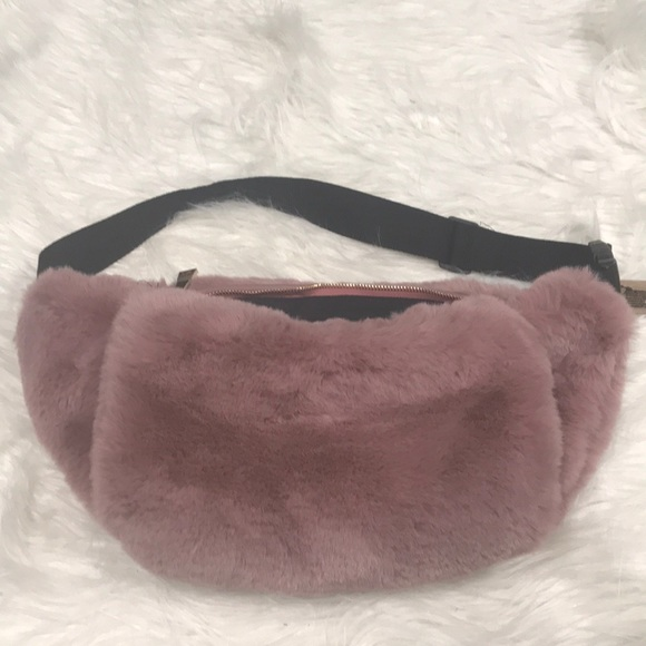 788acd59bce5 Fur Fanny and Hand Warmer Fanny pack XL